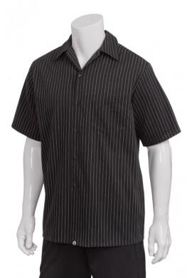 PINSTRIPE COOK košile