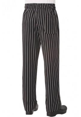 DESIGNER BAGGY pánské kuchařské kalhoty