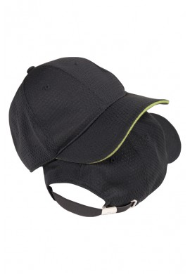 COOL VENT™ BASEBALL CAP WITH COLOR TRIM kuchařská čepice