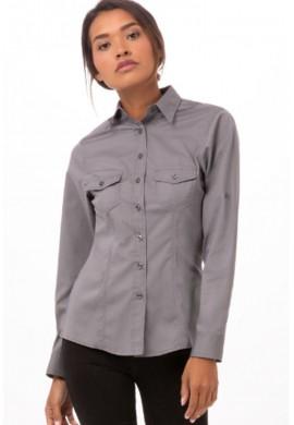 TWO-POCKET dámská košile
