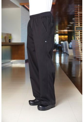LIGHTWEIGHT BASIC BAGGY pánské kuchařské kalhoty