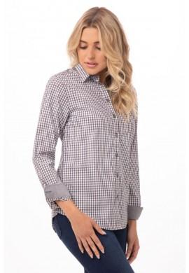 MODERN GINGHAM dámská košile