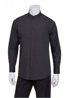 BANDED COLLAR pánská košile