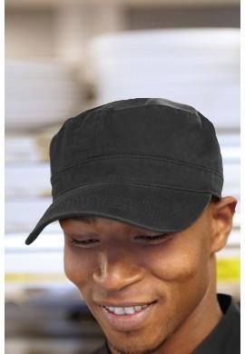 MILITARY CAP kuchařská čepice